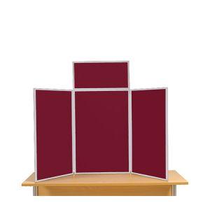 Aluminium Maxi Desktop Folding Panel Kit