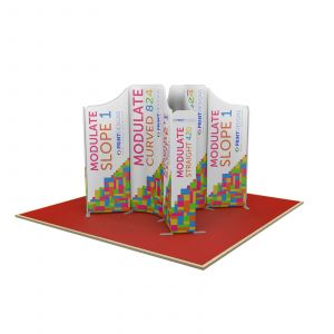 4m x 4m Deluxe Island Modulate Display Stand