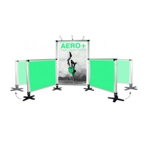 Aero Plus Banner Stand Kit