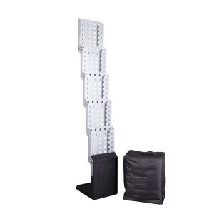 Steel Cantilever Literature Stand
