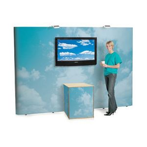 DEXS Style Pop Up Display Stand