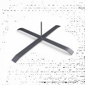 Bowhead Banner - Scissor Stand