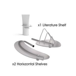 TEXStyle Icon Shelving Kit