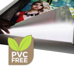 backlit display posters printing