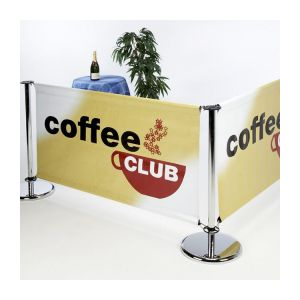 Cafe Barrier Graphics