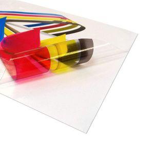clear self adhesive vinyl printing