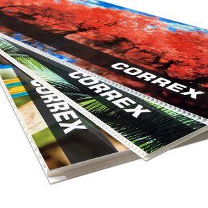 Printed Correx Boards