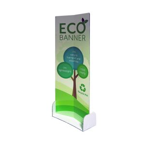 Eco Banner Stand