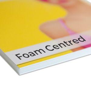 Printed Foam Centred Boards