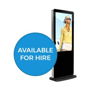 Android Freestanding Digital Poster - TO HIRE