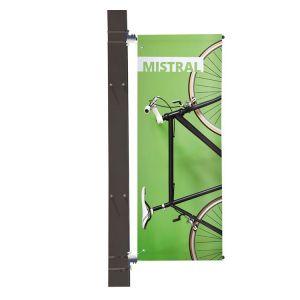 Mistral Lamp Post Flag