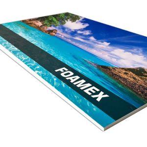 Printed Foamex Boards