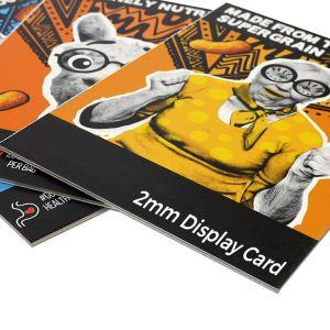 2mm Display Card