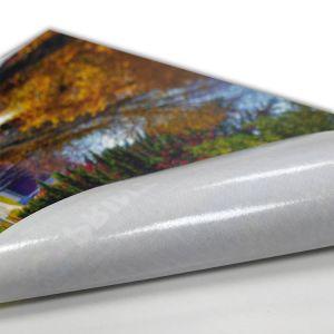 Self Adhesive Printed Fabric Wallpaper