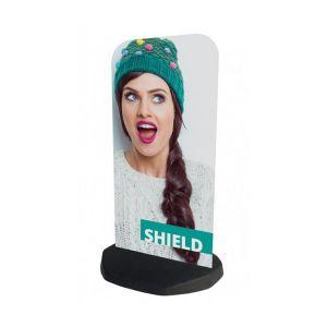 Shield Printed Sign Board