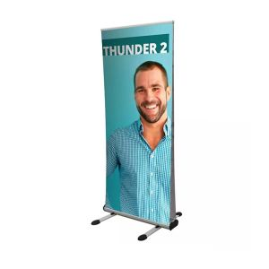 Thunder 2 Outdoor Roller Banner Stand