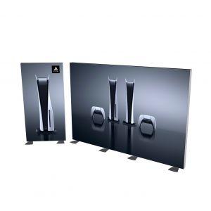 Vector SEG Free Standing LED Light Box