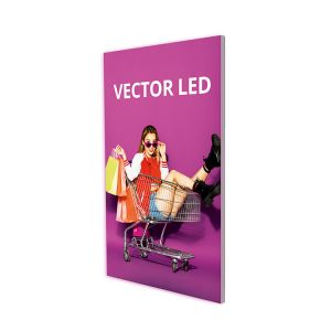 Vector LED Wall Mounted Light Box