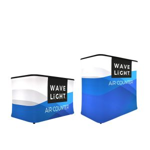 WaveLight® Air Backlit Inflatable Counters - Rectangle