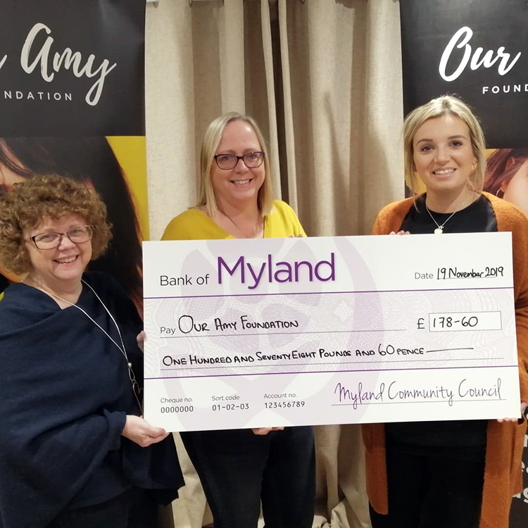 Personalised Giant Cheque